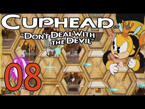 Cuphead -  Part 8 (Co-op)