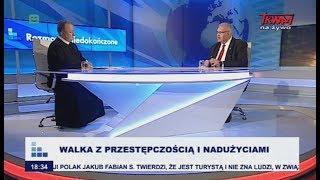 Rozmowy niedokończone: Walka z przestępczością i nadużyciami cz.I