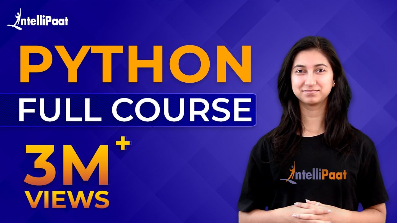 Python Tutorial for Beginners | Intellipaat