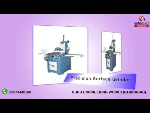 Grinding Machine By Guru Engineering Works, Faridabad