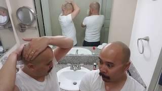 Pitbull Shaver & OmniShaver Speed Shave Race