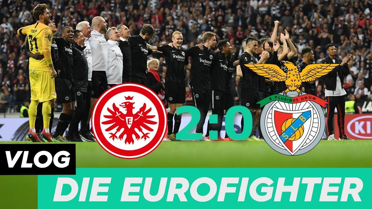 Eintracht Frankfurt Benfica Lissabon