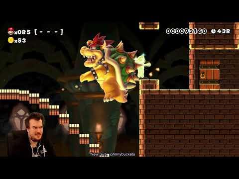 Sneeze warning - 100 Mario Super Expert