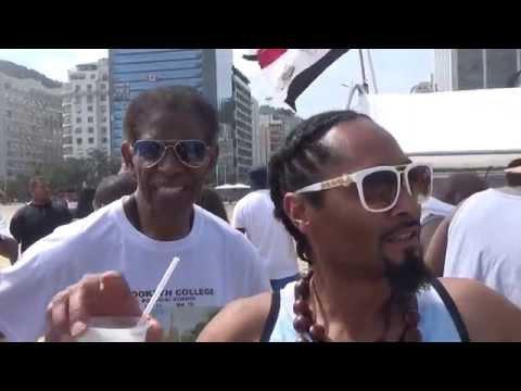 BMO 2015 Beach Party in Rio de Janeiro, Brazil  Part 1