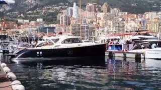 Zeelander Yachts - Ferrari convertible days - Monaco