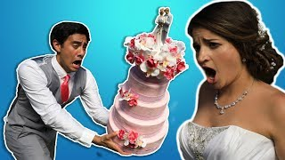 Beware of the BRIDEZILLA! - Magic at Weddings w/ Zach King