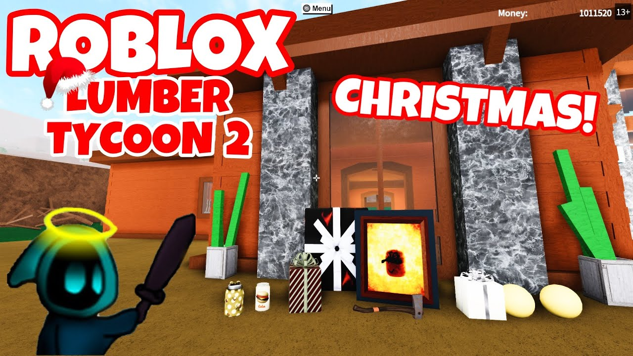 Lumber Tycoon 2 2020 Christmas Lumber Tycoon 2   2019 Christmas! GIFT UNBOXING!   YouTube