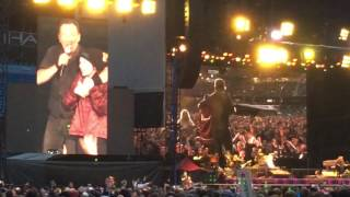 Bruce Springsteen Waiting on a Sunny Day Clip - Manchester May 2016