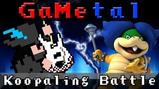 Koopaling Battle (New Super Mario Bros. Wii) - GaMetal Remix