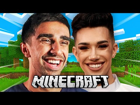 Vikkstar & James Charles play Minecraft Monday (Highlights) thumbnail