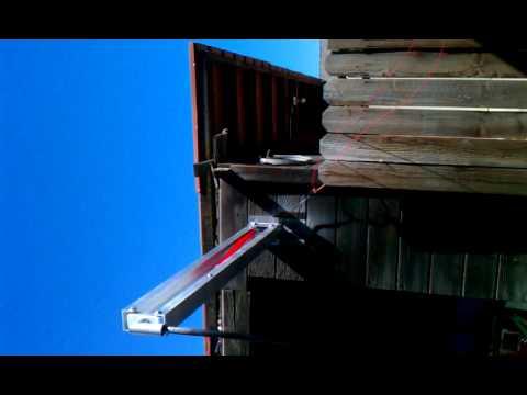 Karmiz: Homemade boat power pole