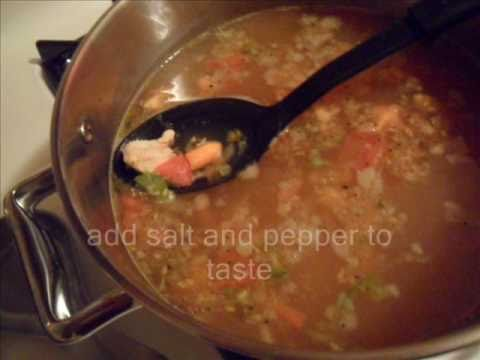 Food Files: Mexican Chicken Soup