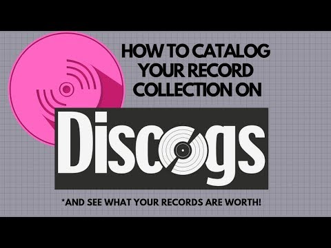 How to catalog your record collection on Discogs