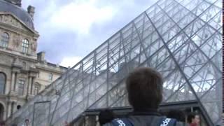 Ингуши в лувре.Париж 2012
