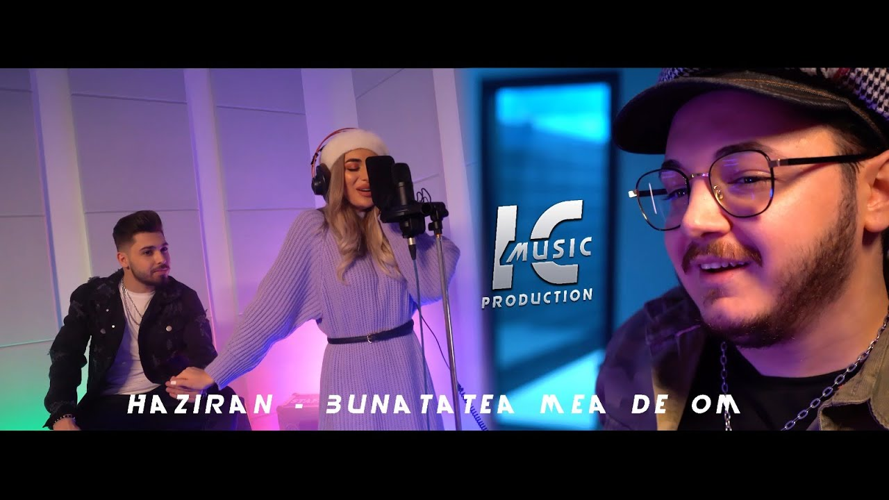 Download Haziran - Bunatatea mea de om | oficial video 2021
