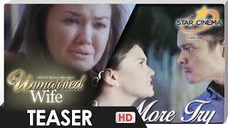 The Unmarried Wife Teaser | The Drama Queen | The Unmarried Wife