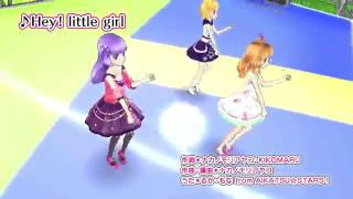 "Video Aikatsu! Music Video ""Hey! little girl"" download MP3, 3GP, MP4, WEBM, AVI, FLV Juli 2018"