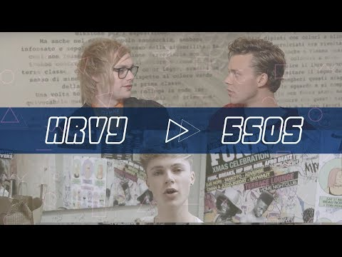 HRVY Asks 5SOS About Their Time Travelling Dreams | Ask It Forward