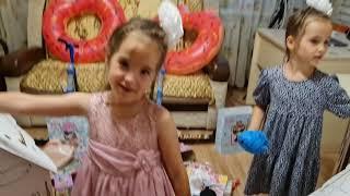 Двойняшкам Николаевым - уже исполнилось 6 лет!!! 29 июля