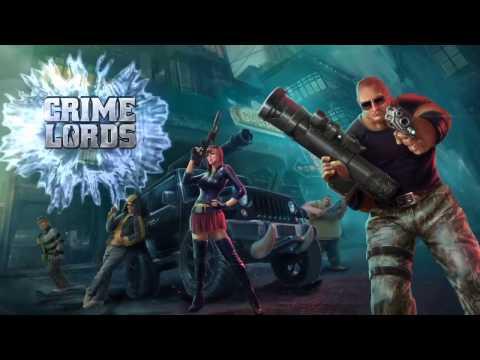 CrimeLords : Mobile Empire PROMO