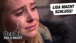 Berlin - Tag & Nacht - Lisa macht Schluss mit David! #1657 - RTL II
