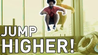 How to JUMP HIGHER Now! - Full Workout