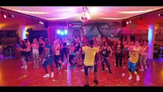 DATE LA VUELTA - Luis Fonsi ft. Nicky Jam, Sebastián Yatra | Choreo By: Tony Mosquera #datelavuelta