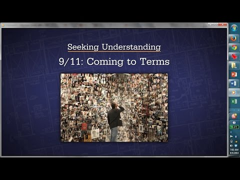 20  Seeking Understanding   Coming to Terms - ESO - Experts Speak Out