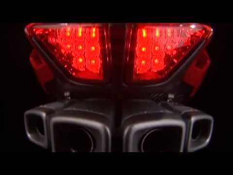 2010 MV Agusta F4 1000 R official video - Motoroids.com