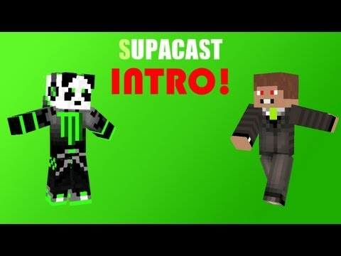 SupaCast Gaming Intro