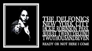 The Delfonics - Ready Or Not Here I Come (Harlem 2007)