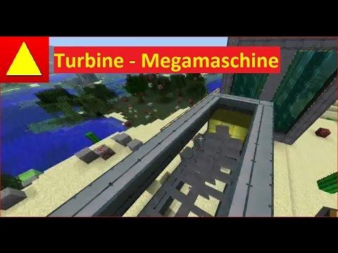 Big Reactors Turbine Grundlagen Tutorial AKW mit Dampf zur Höchstleistung Tutorial FTB