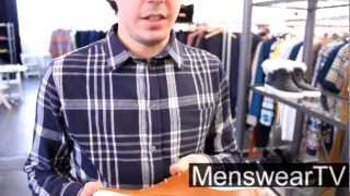 Antoine Burnier of Piola Footwear at MAN NY for FW13 Thumbnail