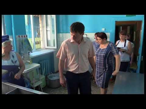 И.о главы Гулькевичского района  А.Шишикин  с рабочим визитом посетил детский сад № 19