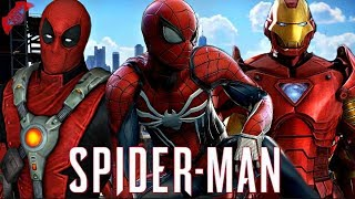 Spider-Man PS4 - Will Marvel Heroes Show Up?