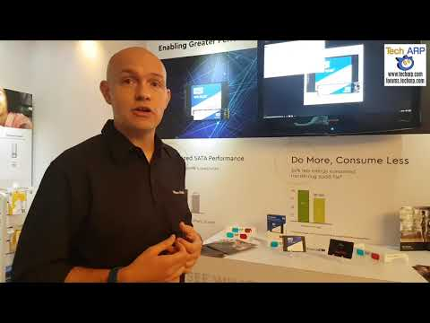 The WD + SanDisk 3D NAND SSD Showcase