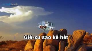 [Karaoke TVCHH] 239- CHÚA LUÔN TUYỆT VỜI - Salibook