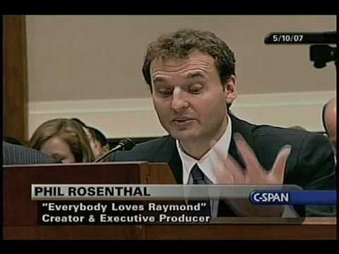 Raymond's Phil Rosenthal testifies on product integration