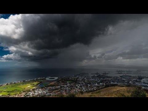 Cape Town storm: Eight killed as drought ends in South Africa, hits schools,
