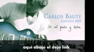 carlos baute - Colgando en tus manos(descarga cd completo)