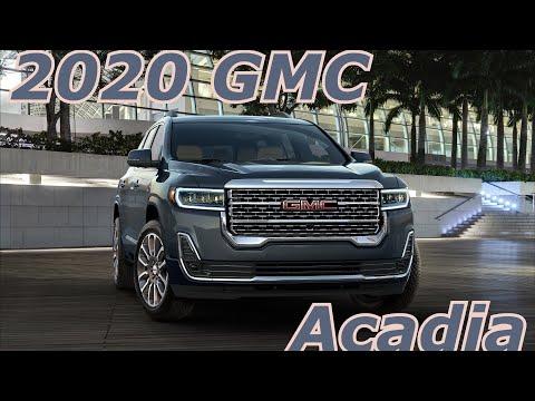 new-2020-gmc-acadia-at4|denali|car-presentation