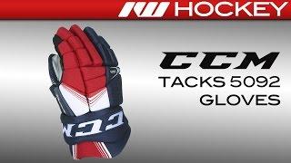 CCM Tacks 5092 Glove Review
