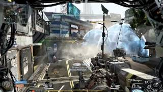 TITANFALL - Using a Controller to Play a PC Game (Titanfall Multiplayer Beta Gameplay)