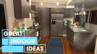 Adam And Tara's Smart And Stylish Kitchen Transformation