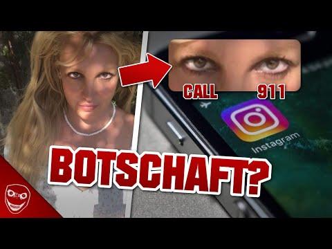 Britney Spears versteckte Botschaften! Ist sie in Gefahr? #FreeBritney
