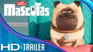 La Vida Secreta de tus Mascotas - Tráiler Oficial - Español Latino - HD