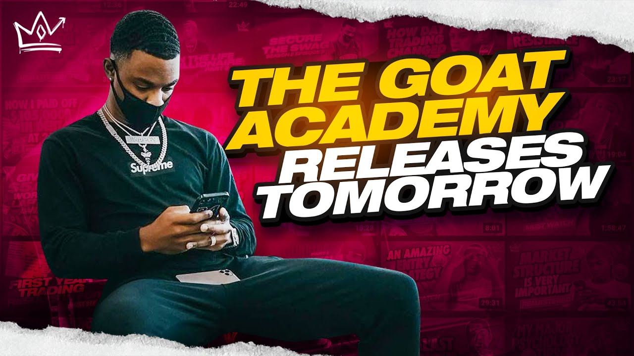 The GOAT Academy Releases TOMORROW! | PREVIEW