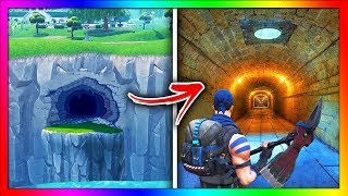 THE MOST SECRET LOCATION IN FORTNITE!! (SEASON 6)