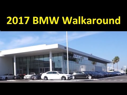 New BMW Models Car Dealership Long Beach Bimmer Walkaround