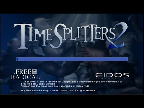 TimeSplitters 2 Notre Dame Mission 3 Playthrough